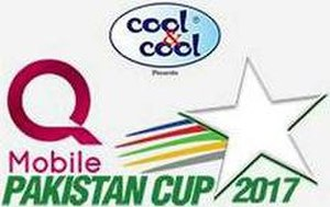 2017 Pakistan One Day Cup - Image: Pakistancup 2017