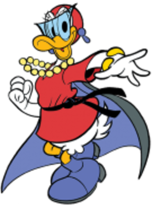 Daisy Duck - Daisy as Paperinika