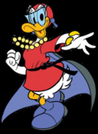 Daisy Duck - Daisy as Paperinika