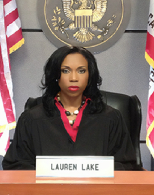 Lauren Lake's Paternity Court - Image: Paternity court