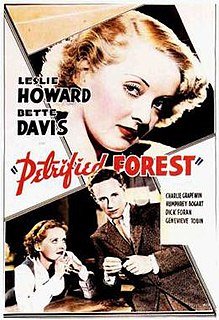 <i>The Petrified Forest</i> 1936 film by Archie Mayo