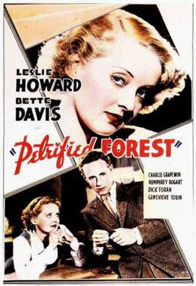 Picture of a movie: The Petrified Forest