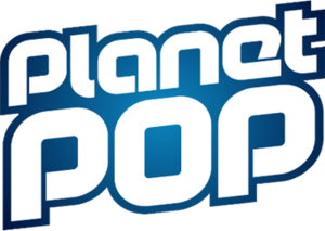 Chilled TV - Planet Pop logo (2013-2015)