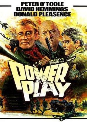 Power Play (1978 film) - Image: Power Play 1978