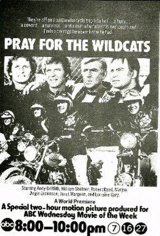 Pray for the Wildcats - Original network advertisement.
