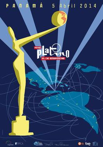 1st Platino Awards - Image: Premios Platino 2014