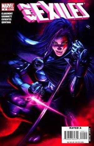 Psylocke - Image: Psylocke New Exiles