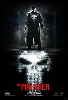 The Punisher 2004 Film Wikipedia