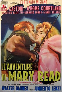 <i>Queen of the Seas</i> 1961 film