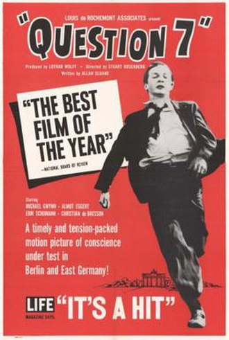 Question 7 - Image: Question 7 Film Poster