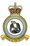 RAF Kinloss badge