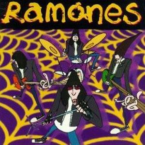 Greatest Hits Live (Ramones album) - Image: Ramones Greatest Hits Live cover