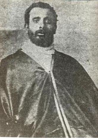 Mulugeta Yeggazu - Image: Ras Mulugeta Yeggazu