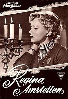 <i>Regina Amstetten</i> 1954 film