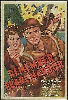 Remember Pearl Harbor poster.jpg