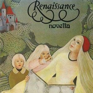 Novella (album) - Image: Renaissance Novella alternate cover