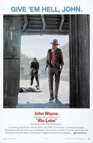 Rio Lobo (1970) movie poster