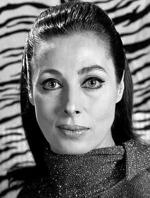 Rita Gam - Gam in 1969