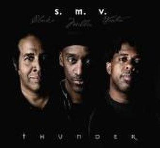Thunder (SMV album) - Image: SMV Thunder cover