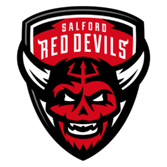 Salford Red Devils English rugby league football club