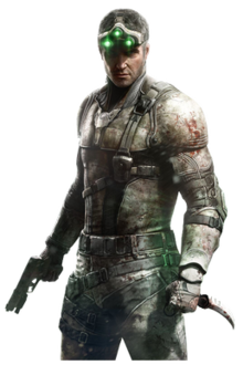 Sam Fisher Splinter Cell Wikipedia