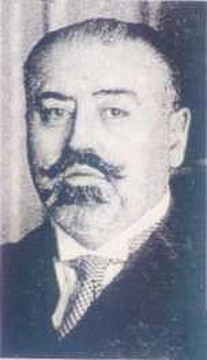 Santiago Alba y Bonifaz - Image: Santiago Alba