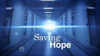 Saving Hope - Image: Saving Hope Title Card