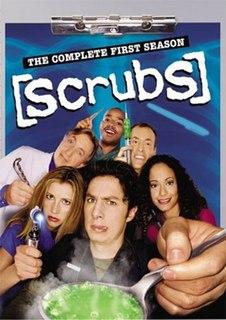 <i>Scrubs</i> (season 1)
