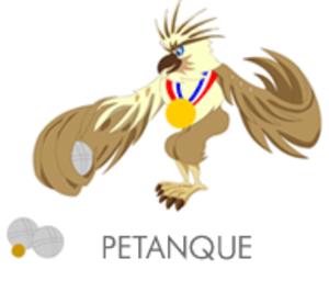 Pétanque at the 2005 Southeast Asian Games - Pétanque at the 2005 Southeast Asian Games logo