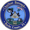 Official seal of Chalfont, Pennsylvania