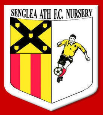 Senglea Athletic F.C. - Image: Senglea Athletics Football Club Youth Nursery Badge