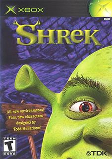 <i>Shrek</i> (video game) 2001 video game