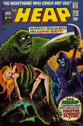 Heap (comics) - Image: Skywald Heap