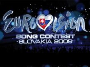 Slovakia in the Eurovision Song Contest 2009 - Selection process logo.