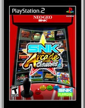 SNK Arcade Classics Vol. 1 - Image: Snk classics