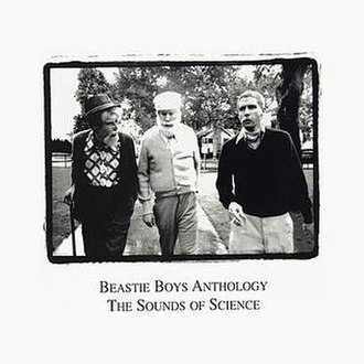 Beastie Boys Anthology: The Sounds of Science - Image: Soundsofscience