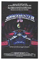 Picture of a movie: Spacehunter: Adventures In The Forbidden Zone