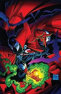 Spawn (comics) Fictional character