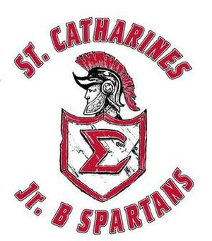 St. Catharines Spartans - Image: St. Catharines Spartans lacrosse