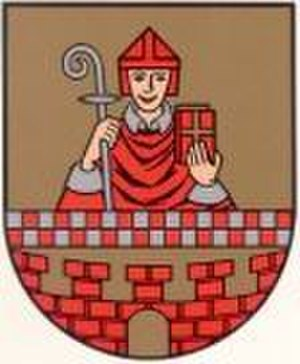 Medardus - Coat of arms of Lüdenscheid
