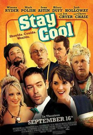 Stay Cool - Theatrical poster
