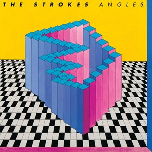 Angles (The Strokes album) - Image: Strokes 1