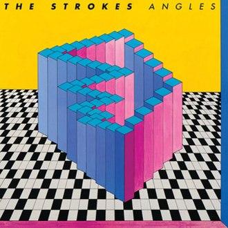 Angles (The Strokes album) - Image: Strokes 1