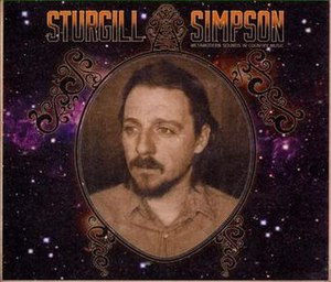 Metamodern Sounds in Country Music - Image: Sturgill metamodern