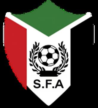 Sudan Football Association - Image: Sudan FA (logo)