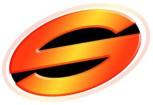 Super League (Australia) - Image: Super League (Australia) Logo