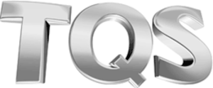 V (TV network) - Image: TQS LOGO