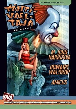 Tähtivaeltaja - Cover of Tähtivaeltaja 2/2005 by Kari Sihvonen