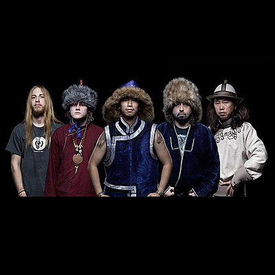 Picture of a band or musician: Tengger Cavalry