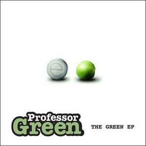 The Green EP (Professor Green EP) - Image: The Green EP